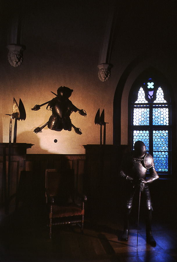 trakoscan-detalj-oruzne-sobe-1985.jpg - © Zoran Osrečak